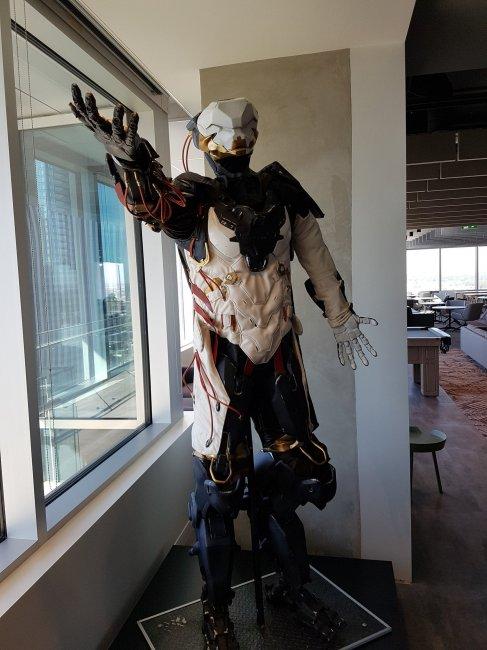 BioWare переехала в новый офис - Игры