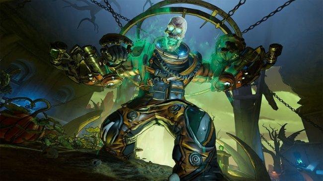 В Borderlands 3 пройдет хэллоуинский ивент «Кровавый урожай». Появятся новые враги, оружие и ящер Морис - Игры