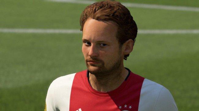 Прошлую версию не узнал он сам, В FIFA 20 обновили лицо Рибери - Игры