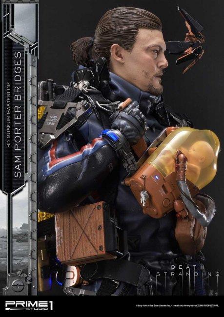 Метровую фигурку Сэма из Death Stranding продают за 230 тысяч рублей - Игры