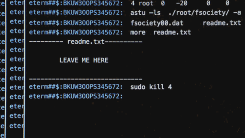 На карте Breach в CS:GO нашли отсылку к сериалу «Мистер Робот»