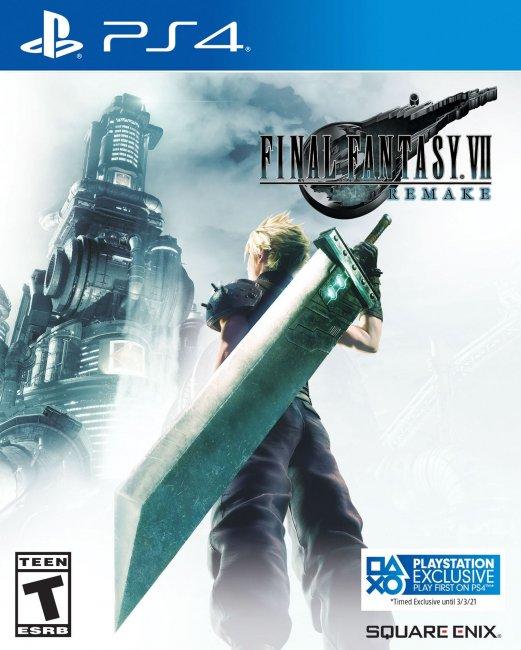 Remake будет экслюзивом PlayStation 4 до 3 марта 2021 года, сообщает Final Fantasy 7 - Игры