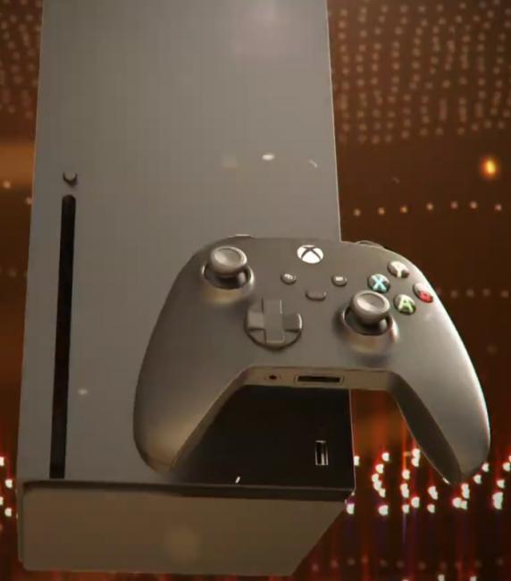 AMD показала порты и геймпад Xbox Series X - Игры