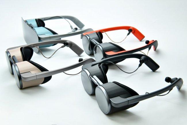 Panasonic представилаVR-очки - Игры