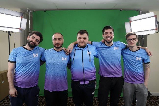 Игроки Nigma показали форму команды