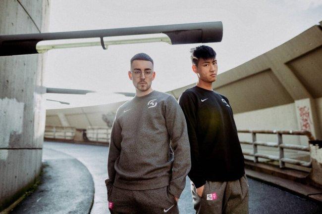 Nike стал спонсором SK Gaming - Игры
