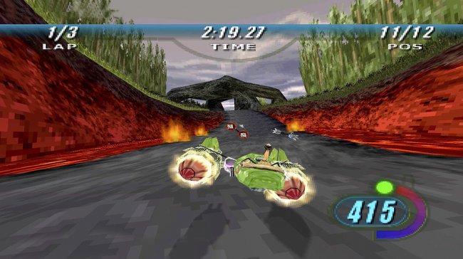 Дата выхода Star Wars Episode I: Racer – когда выйдет на Nintendo Switch и PS4 - Игры