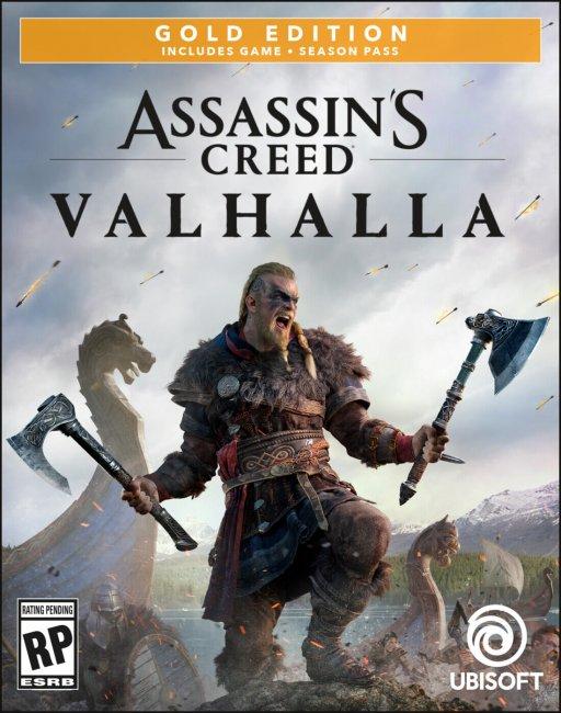 Прототипы обложек Assassin's Creed Valhalla - Игры