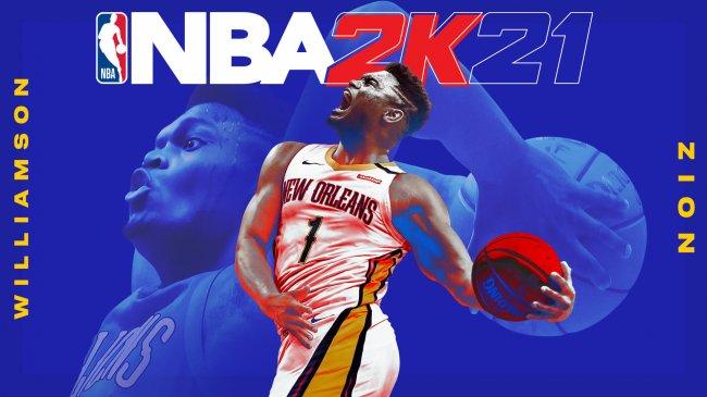 Зайон Уильямсон попал на обложкуNBA 2K21 для консолей нового поколения - Игры