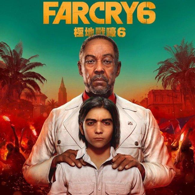 На обложке – Джанкарло Эспозито, В PS Store появился Far Cry 6 - Игры