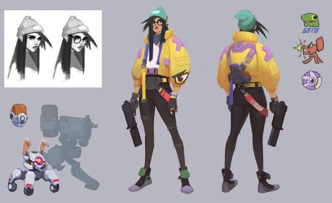 Killjoy – новый агент в Valorant - Игры