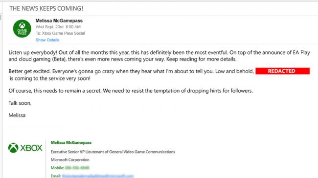 В Xbox Game Pass появится Doom Eternal. На это намекнули зашифрованным анонсом - Игры