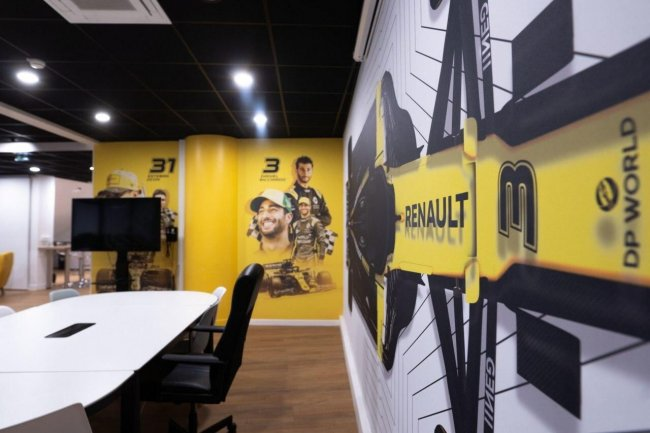 Vitality и «Рено» построили киберспортивную базу на стадионе«Стад де Франс»