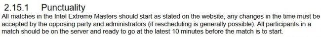 ESL перенесла матч NAVI-Forze вопреки собственным правилам проведения турнира