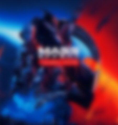 Журналист Джефф Грабб намекнул на анонс ремастера трилогии Mass Effect, выложив замыленную обложку игры - Игры