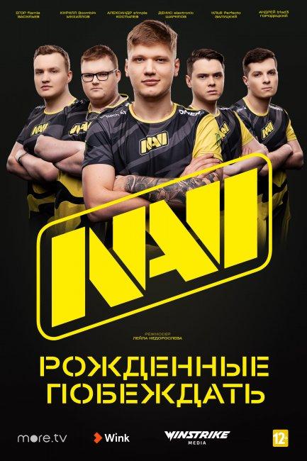 Winstrike снял документальный фильм о NAVI