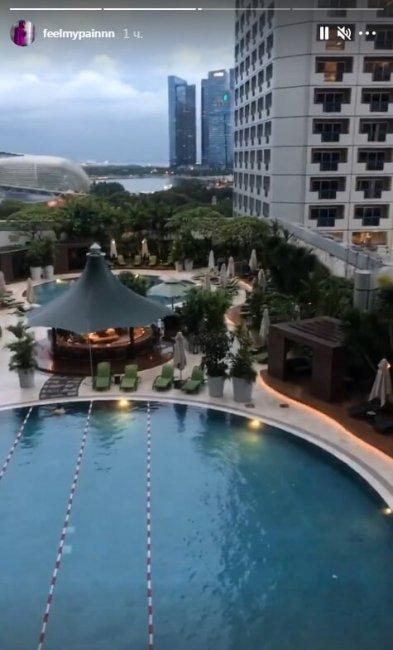 Игроки «Монако» прилетели в Сингапур