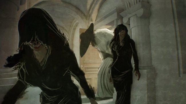 Концепт-арты Леди Димитреску и ее дочерей из Resident Evil Village - Игры