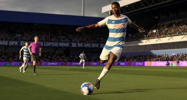 В FIFA 21 появился убитый 15 лет назад футболист «Куинз Парк Рейнджерс» - Игры