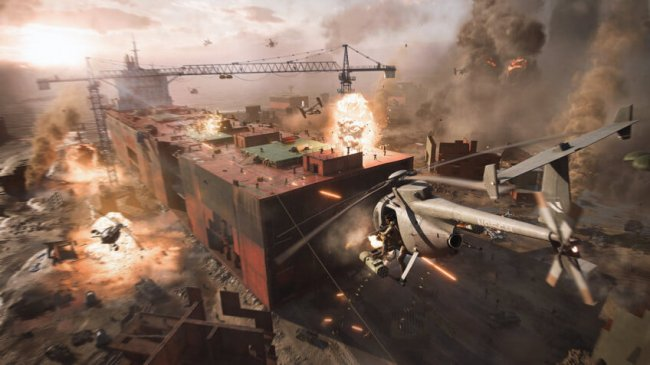 Первые скриншоты и подробности Battlefield 2042, сообщает Утечка - Игры