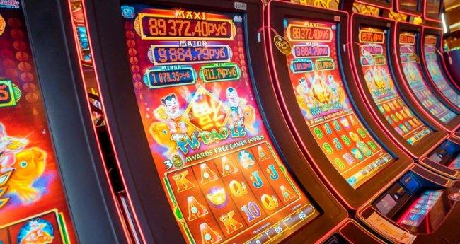 В лучшие игровые автоматы можно играть бесплатно в клубе Вулкан