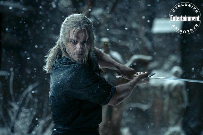 Новый кадр из второго сезона «Ведьмака» от Netflix - Кино