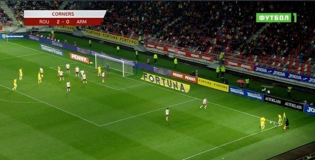 13,5 тысяч зрителей пришли на футбольный матч Румыния – Армения в Бухаресте. TI10 проходит без зрителей