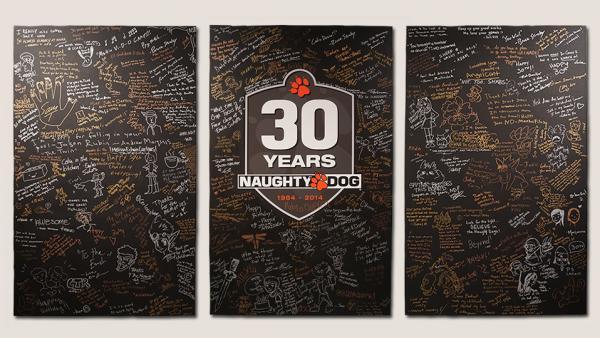 Полная версия ролика вчесть тридцатилетия Naughty Dog— создателей Uncharted