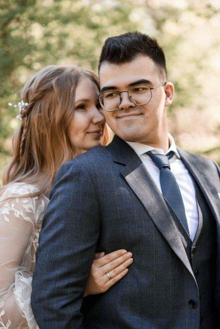 Травоман женился