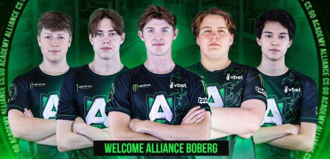 Alliance подписала состав по CS:GO